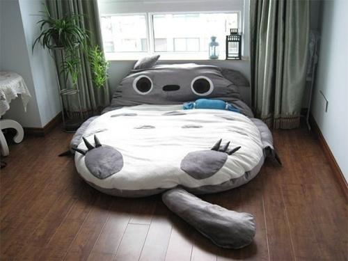 Сама няшне ліжко в світі