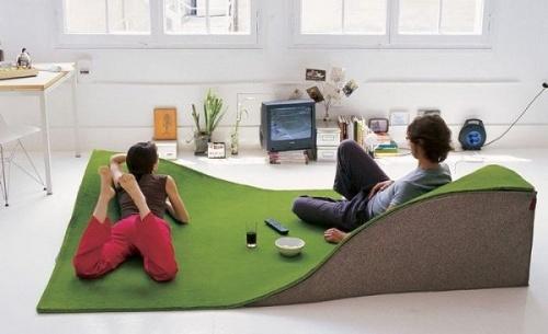Назавтра, якщо не потрібно на роботу, валятися на зручному килимі і дивитися телевізор