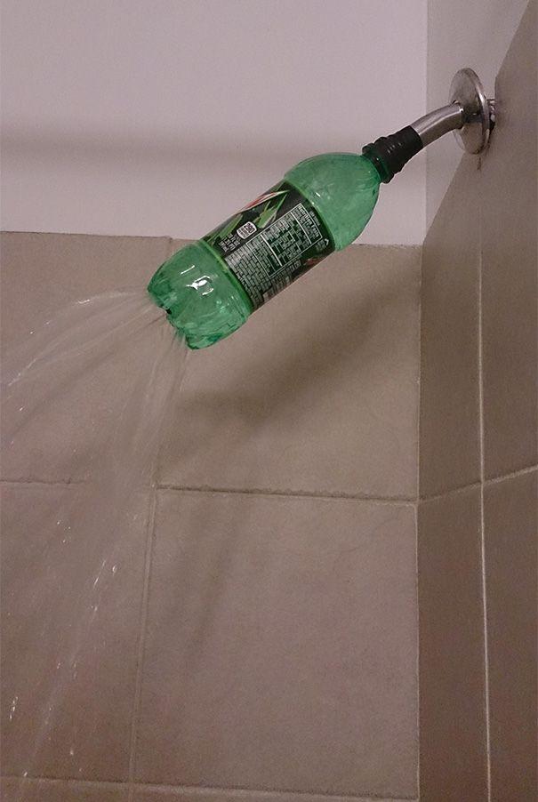 Якщо у вас зламався душ