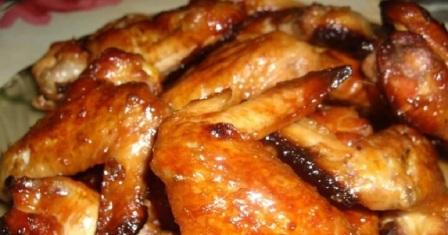 курячі крильця в духовці рецепт приготування