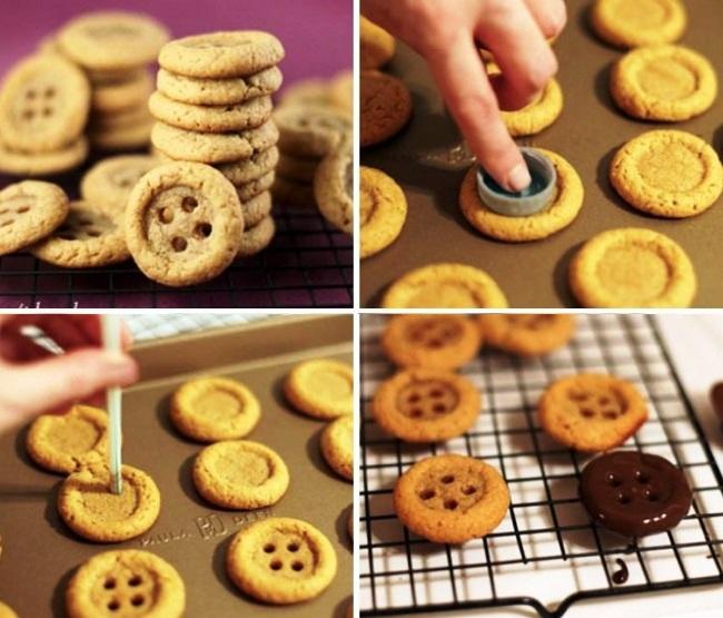 Печиво «Пуговка»