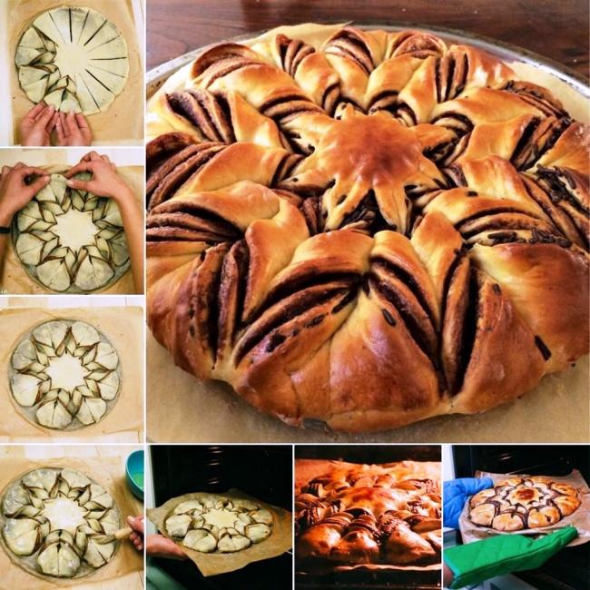 Пиріг «Зірка»