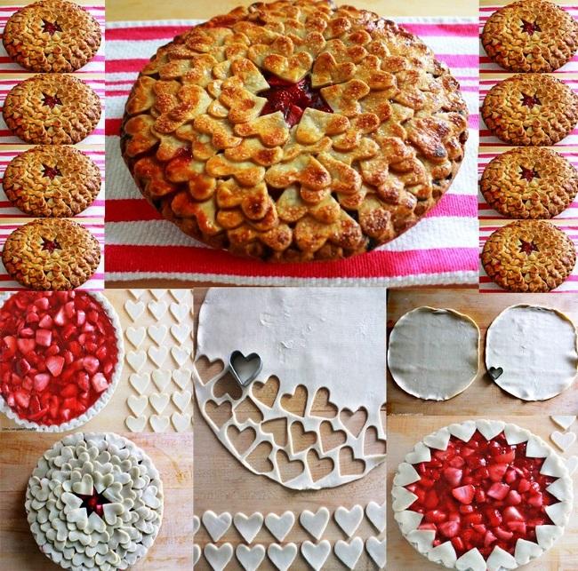 Пиріг «З любов'ю»