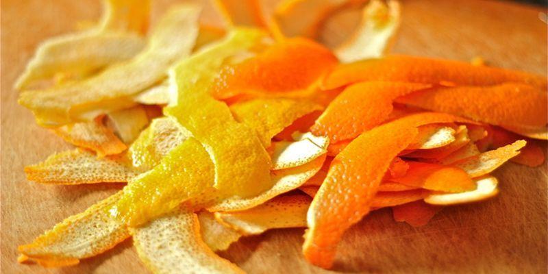 Користь мандаринової шкірки