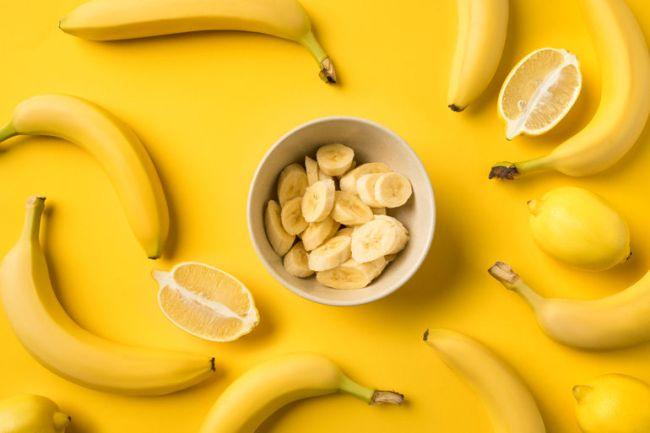 Засіб від кашлю з бананов