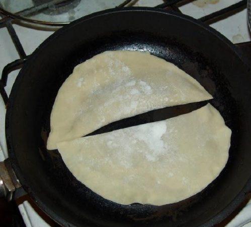 татарські янтики рецепт