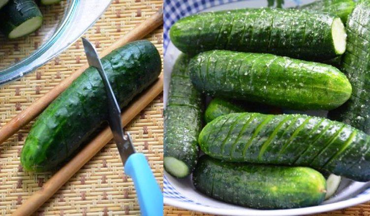 Кисло-солодкі огірки – рецепт приготування покроковий з фото