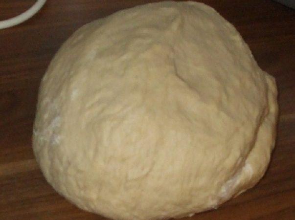 тісто на пироги