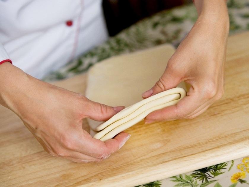 Страви з листкового тіста - рецепти приготування