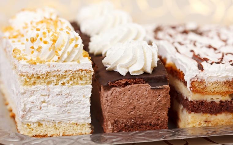 Різновиди і види тортів