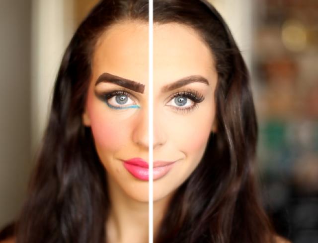 Які помилки роблять жінки при макіяжі