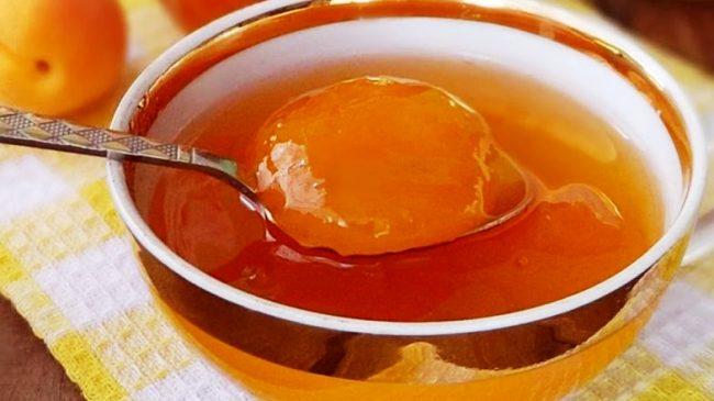 Абрикосовий джем - рецепт приготування